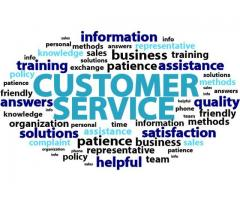 Female Customer Service Assistant Required in Dubai