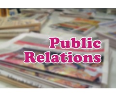 Public Relation Officer Job in Abu Dhabi