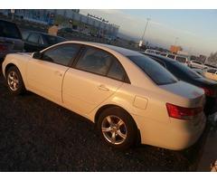 Hyundai Sonata 2007 for Sale in Fujaira