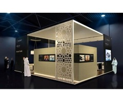 Designer Required for Exhibition Stands in Dubai