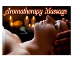 Aromatherapy Massage in Sharjah and Ajman
