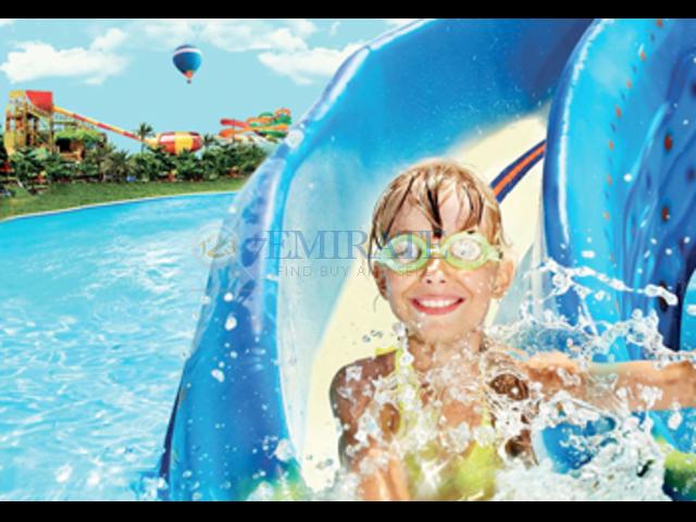 Dreamland Aquapark Ticket for Sale in Dubai
