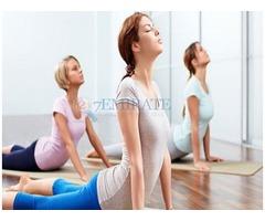 Female Yoga Trainer in Dubai