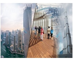 Discounted Tickets for At the Top of Burj Khalifa limited Time