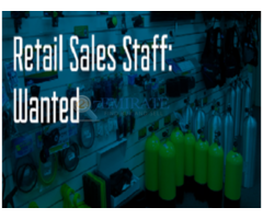 Retail Store Manager and Sales Adviser Required in Dubai