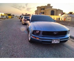 Ford mustang 2005 Model for Sale in Umm Al Quwain