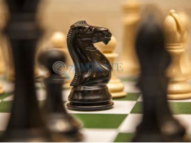 Chess Tournament in Dubai
