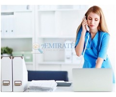 Urgently Required Female Receptionist in Ajman