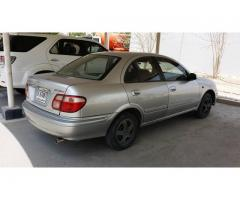 Nissan sunny 2003 Available in Jabal Ali Dubai