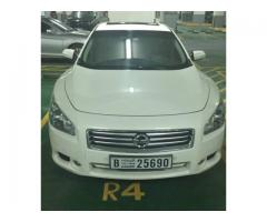 Nissan Maxima 2012 for Sale in Ajman