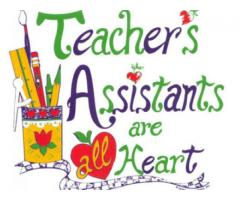 Assistant Teacher Required for Special Education