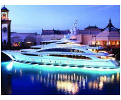 Luxury Yucth Available for Rent in dubai marina