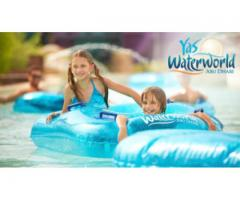 Buy one get one free ticket for Yas water world and many more