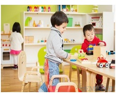 Full Time Day Care with Free Nursery in Dubai