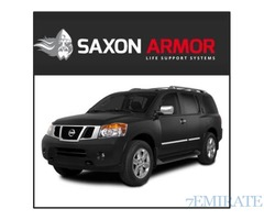 Saxon Armor special automobile specifications LLC.