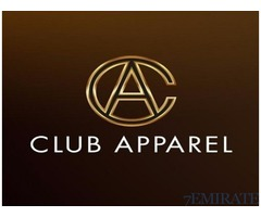 Club Apparel Voucher for Sale in Dubai