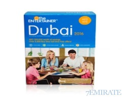 Entertainer Books New and Used for Sale in Dubai