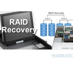 Best RAID data recovery services in Dubai,Uae
