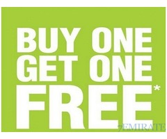Buy 1 Get 1 Free Entertainer Vouchers