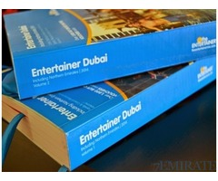 Brand New The Entertainer Book for Sale in Dubai