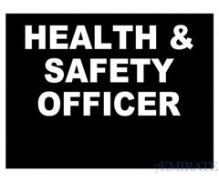Safety Officer & Assistant Required for Construction Company