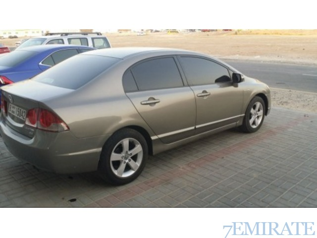 honda civic 2006 second option for sale umm al quwain 7emirate best place to buy sell and. Black Bedroom Furniture Sets. Home Design Ideas