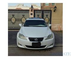 Lexus IS 300 Model 2007 for Sale in Al Ain