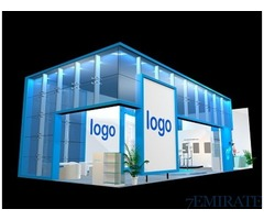 Exhibition Stand Designer Required for Contractor Company