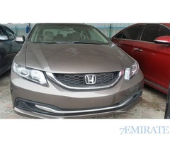 HONDA Civic 2013 for Sale in Ajman