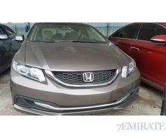 HONDA Civic 2013 for Sale in Ajman
