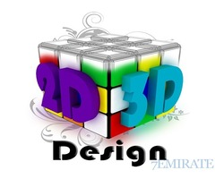 3D and 2D Designer Required in Abu Dhabi