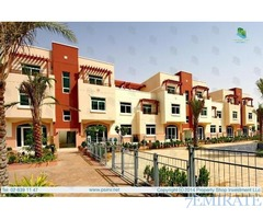 2 BR Apartment with Terraced for Sale in Al Ghadeer