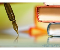 Professional Writing and Editing Service in Dubai