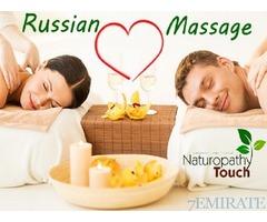 Russian Massage Therapist in Dubai