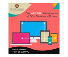 We Make Stunning Desktop And Mobile Friendly WEBSITES