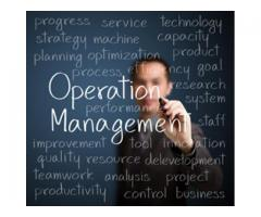 Sales and Operational Manager Required in Abu Dhabi