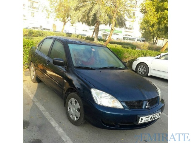 mitsubishi lancer 1 3 model 2009 for sale in dubai dubai 7emirate best place to buy sell and. Black Bedroom Furniture Sets. Home Design Ideas