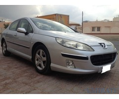 Peugeot 407 Model 2006 for Sale in Ajman