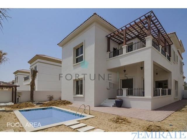 4 Bedroom Villa With Swimming Pool And Elevator Dubai 7emirate Best Place To Buy Sell And