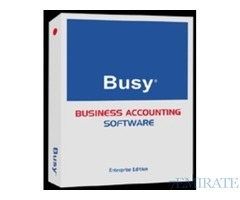BUSY Accounting Software V16.0 in Dubai, Abu Dhabi, UAE