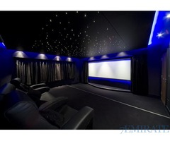 Professional Home cinema installations-Dubai-0553414400