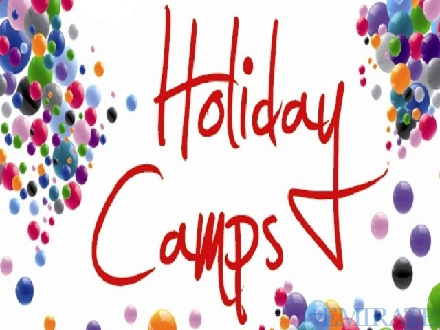 Holiday Camp for Childerens in Dubai