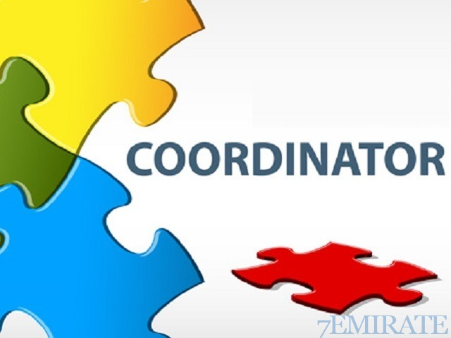 Operations coordinator required for real estate company for Coordinato sinonimo