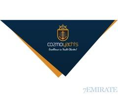 Cozmo Yachts - Yacht Charter, Yacht Rental Dubai