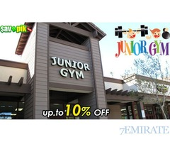 Junior Gym offer special deal for girls and ladies