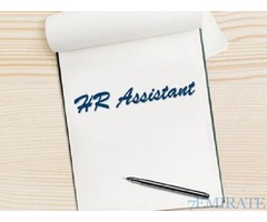 Human Resources Assistant Required Urgently in Abu Dhabi