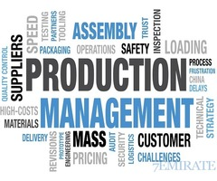 Production Manager for Marble Factory in Ras Al Khaimah
