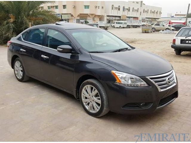 nissan sentra 2014 full option for sale in ajman ajman 7emirate best place to buy sell and. Black Bedroom Furniture Sets. Home Design Ideas
