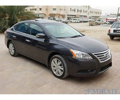 Nissan sentra 2014 Full Option for Sale in Ajman