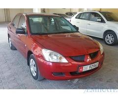 Mitsubishi lancer GL GCC Condition for Sale in Ajman
